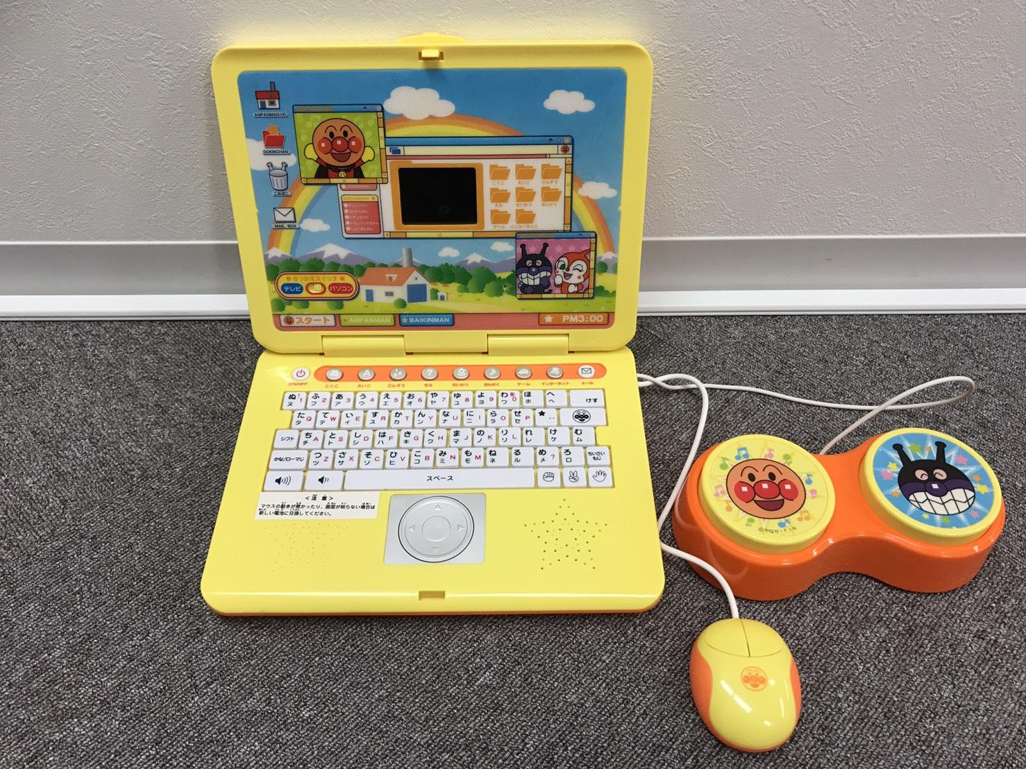 №70 アンパンマン カラーパソコン