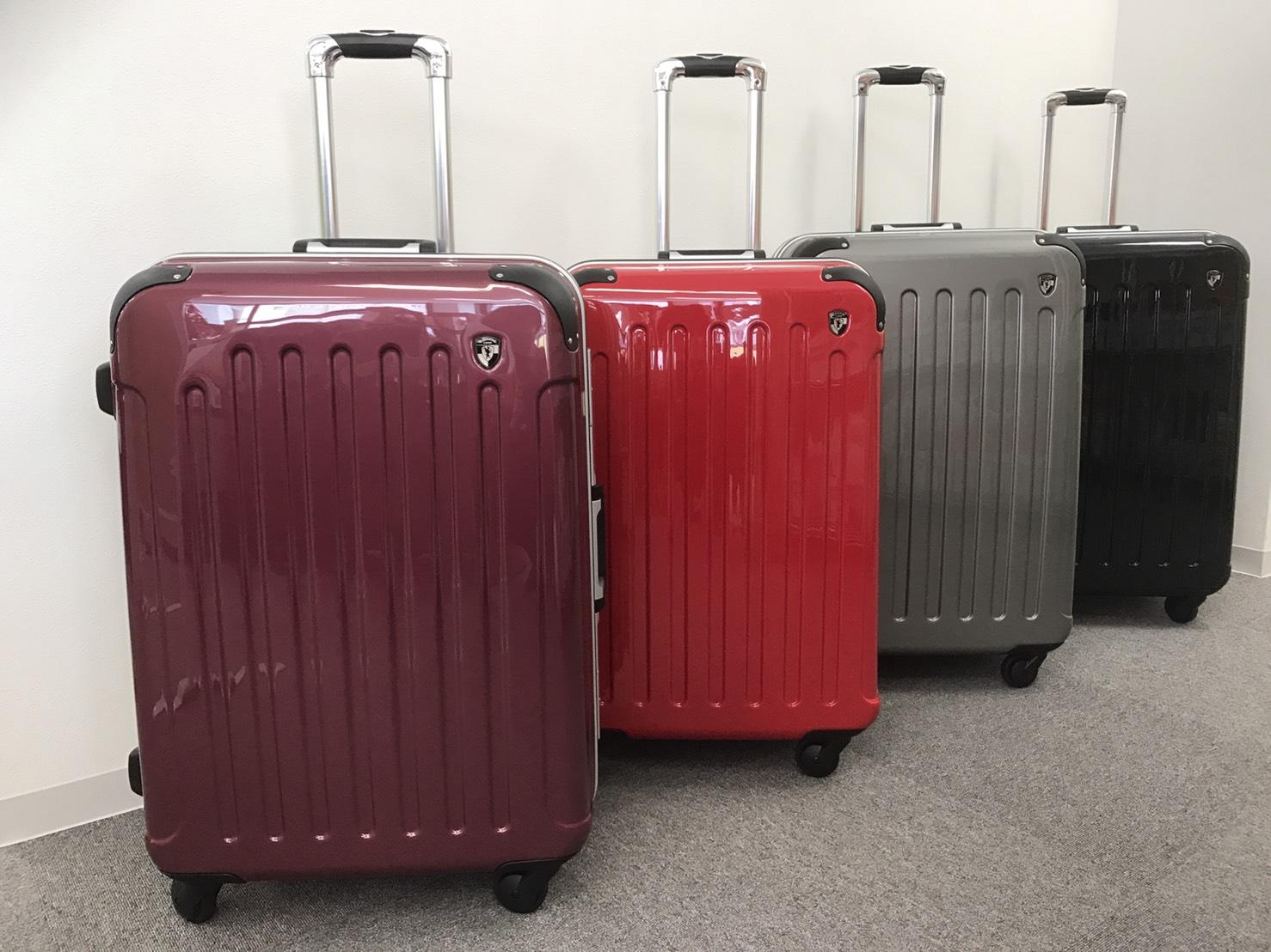 №12 スーツケース