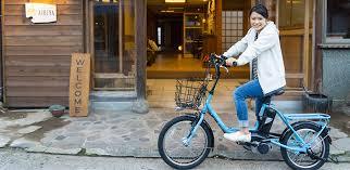 【電動アシスト自転車】で、通勤・通学を軽やかに!