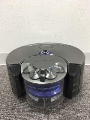 №09 ダイソン ロボット掃除機 360Eye RB01NB