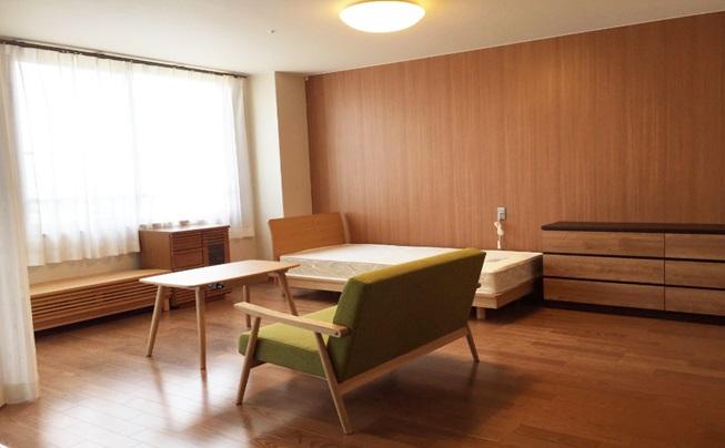 北海道への転勤や単身赴任、一人暮らしに!家具・家電を、1年~レンタル♪