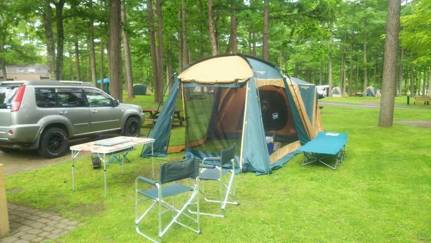 キャンプ用品を新品でレンタルできるのはクラポのレンカウ